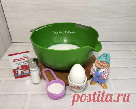 """""""Милашино"""" тесто: идеальный рецепт для любой выпечки. Получается у каждого   Рекомендательная система Пульс Mail.ru"""