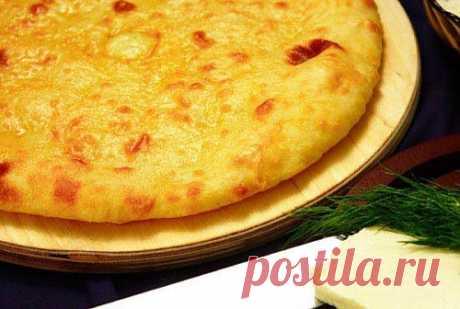 Сырный пирог – для настоящих любителей сыра / Простые рецепты