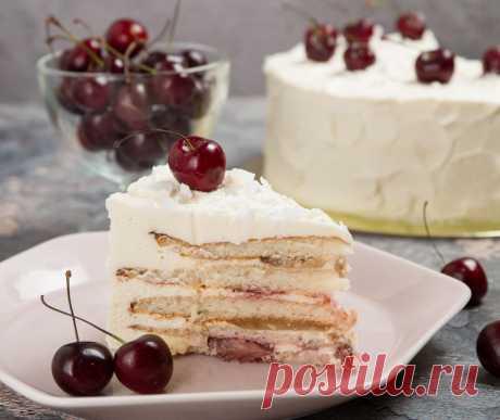 Вкуснейший торт, который нравится всем!   BonBon School   Яндекс Дзен