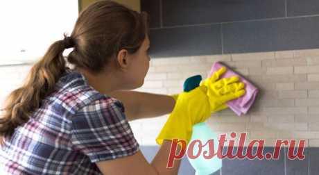 Советы для чистоты на кухне — Делимся советами