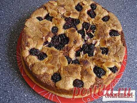 Пирог с ежевикой / Пироги / Кукорама — вкусные рецепты!