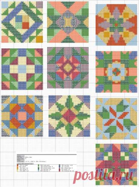 (6) Gallery.ru / Фото #30 - Rainbow Blocks - BelleBlue