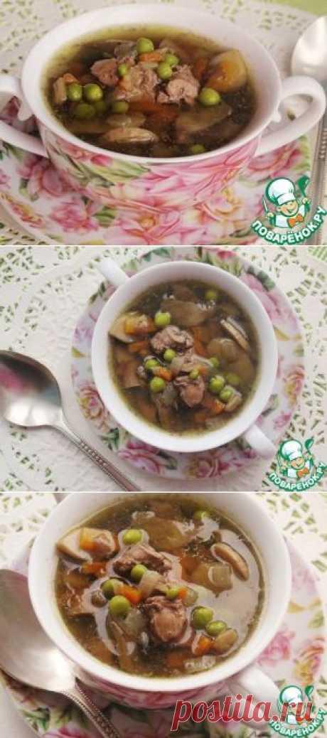 """Суп """"Заманивание женихов"""" - кулинарный рецепт"""
