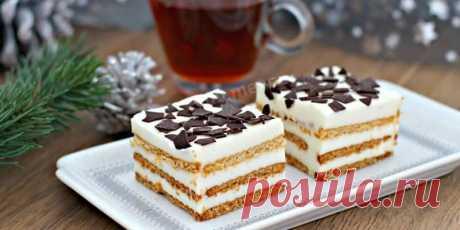 Творожный торт с желатином: быстро, вкусно и бюджетно