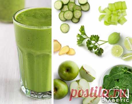 Здоровое и полезное питание для диабетиков