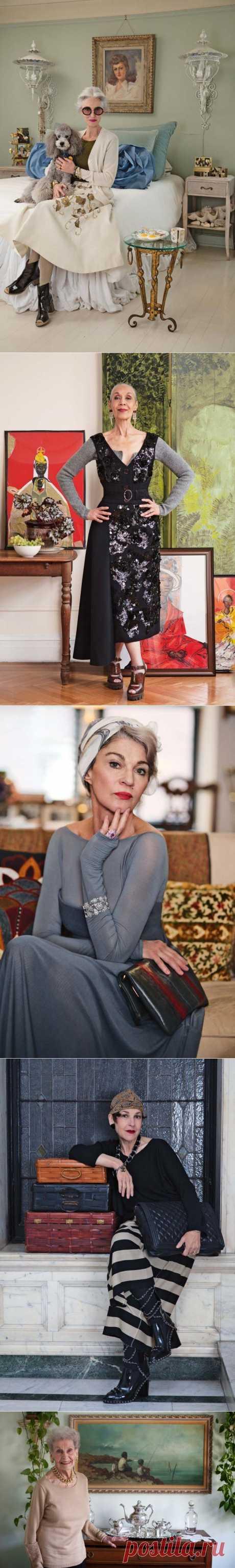 Стареть со вкусом | ПолонСил.ру - социальная сеть здоровья