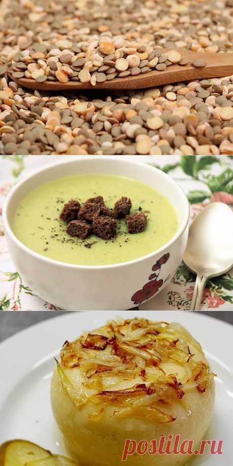 Горох: что приготовить из него кроме каши и супа? / Простые рецепты