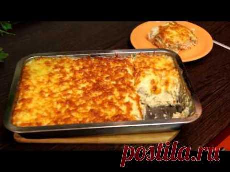 Готовим жульен с грибами и курицей, вкуснотище - YouTube