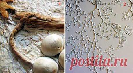 Барельефы/лепнина на стены своими руками из гипса и других материалов