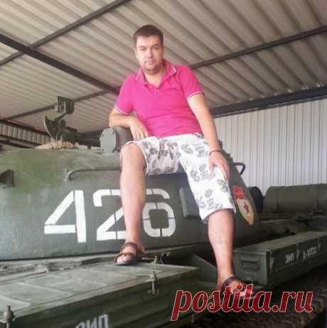 Денис Сулимов