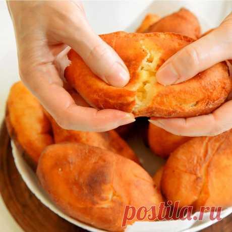 Пирожки как Пух! Пирожки с Капустой - пошаговый рецепт с фото на Готовим дома