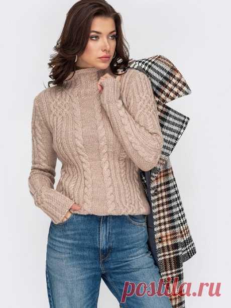Стильные женские свитера DRESSA