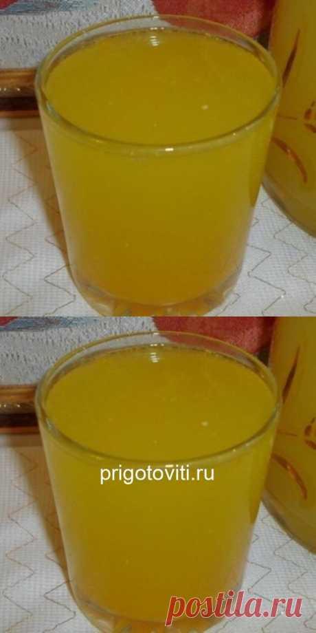 Освежающий и полезный домашний лимонад. - Все своими руками