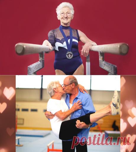 В 94 года мировая известность и атлетическое телосложение. Старость - это не конец жизни, а начало карьеры | КНИГА ЖИЗНИ  | Яндекс Дзен