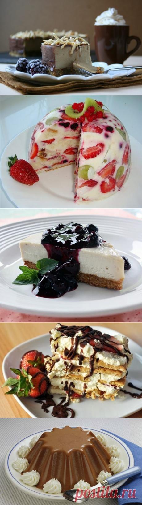 7 вкуснейших тортов, которые не надо печь