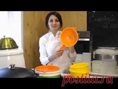 Как сделать сыр новичку / Что нужно для того что бы сделать Домашний сыр