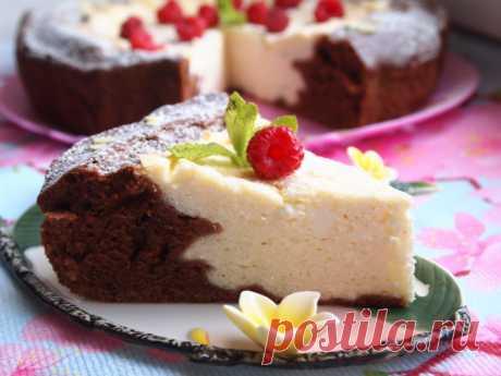 Шоколадная ватрушка - пошаговый рецепт с фото - как приготовить, ингредиенты, состав, время приготовления - Леди Mail.Ru