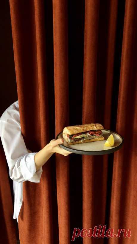 Как приготовить самый знаменитый стамбульский сэндвич: рецепт шеф-повара Blau | Glamour.ru