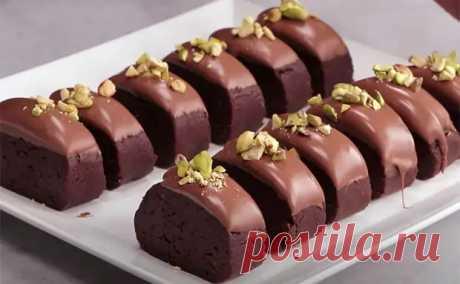 Превращаем 400 граммов печенья в шоколадный торт: разминаем вместо теста и добавляем какао - Steak Lovers - медиаплатформа МирТесен