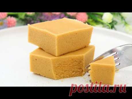 ПОЛЕЗНЫЙ Десерт из 2-х Ингредиентов до 100 ккал! БЕЗ ВЫПЕЧКИ! Всего 10 минут Вашего Времени!