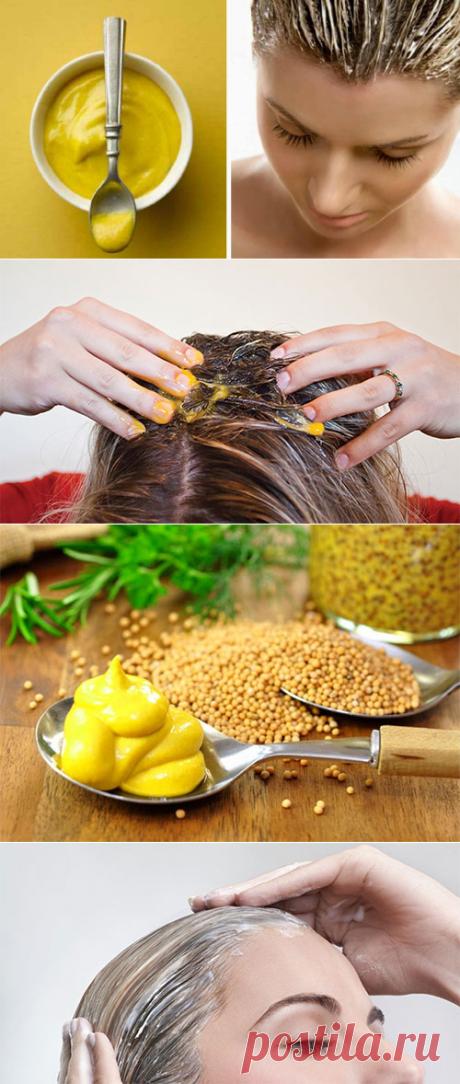 Домашние средства для красоты и здоровья волос - My izumrud