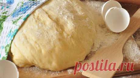 Быстрое тесто для пирога Хочу поделиться с вами секретом: как приготовить быстрое тесто для пирога. Из простых ингредиентов вы получите невероятно вкусное, нежное и универсальное тесто, из которого можно испечь пирог как с со…