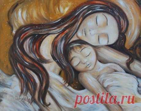 Дети, которым разрешают спать с мамой и папой, растут умными и успешными, говорит исследование   ПРИВЕТ, РОДИТЕЛЬ!   Яндекс Дзен