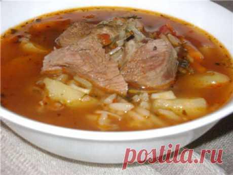 Как приготовить суп харчо с картошкой - Суп Харчо от 1001 ЕДА вкусные рецепты с фото!