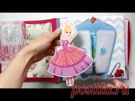 #Кукольныйдомик балерины и принцессы для Веры #3года (#СанктПетербург #Ленинградскаяобласть ) #dolls