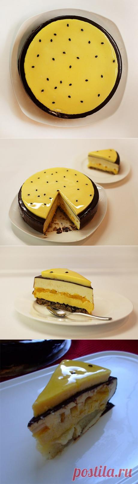"""Торт """"Colombo"""" - Торты и пирожные - Кулинарный форум Niksya"""