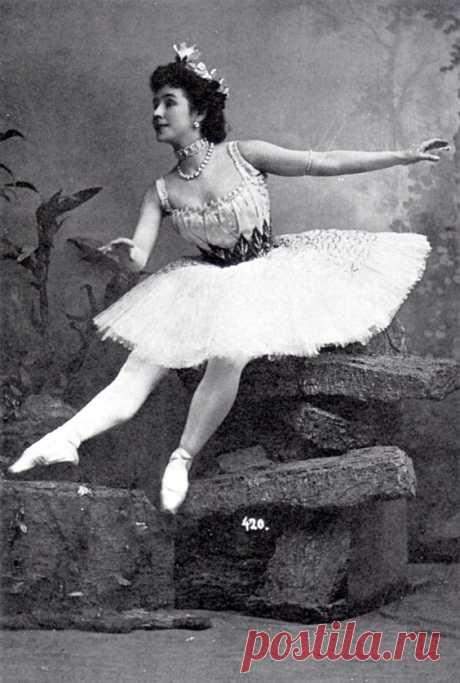 Матильда Кшесинская: балерина, кружившая головы - О моде - Истории о моде на сайте ИЛЬ ДЕ БОТЭ