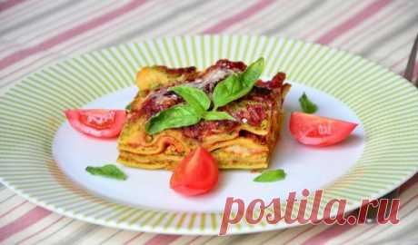 Лазанья с сыром рецепт с фото пошагово - 1000.menu