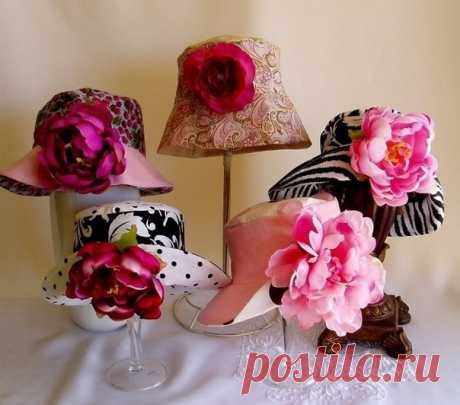 Summer hats and hats from fabric (+ patterns and a video lesson) | Needlework