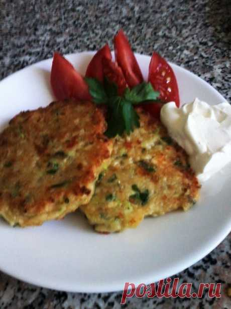 Колокифокефтедес из кабачков (греческое блюдо) | Колдуем на кухне | Яндекс Дзен