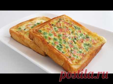 Чрезвычайно легко и полезно | 10 минут до готовности | Вкусный завтрак