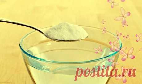 От вирусов и бактерий поможет сода   Тодасё   Яндекс Дзен