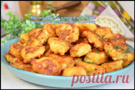 ЛОРЕТАНСКИЙ КАРТОФЕЛЬ - бюджетный рецепт вкусной закуски из картофеля