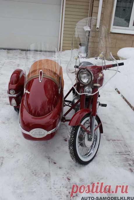Реставрация мотоцикла Ява 350/360 | Авто гараж