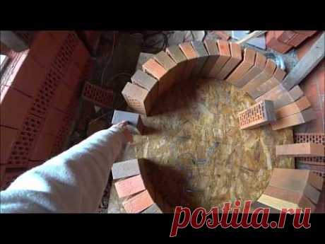 круглые окна из кирпича для проф мастеров от нивка
