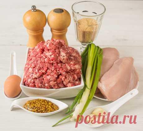 Рулет из говядины с курицей - Пошаговый рецепт с фото | Вторые блюда | Вкусный блог - рецепты под настроение