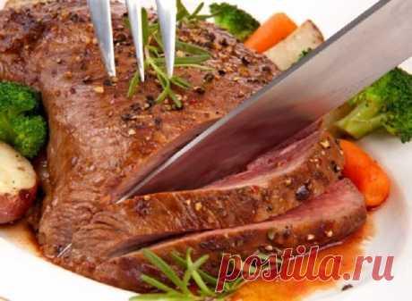 Debe preparar como así cualquier carne: ¡añade el ingrediente secreto para la blandura! | WebVinegret