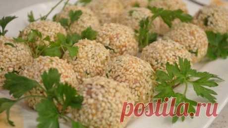 Как приготовить закусочные шарики из печени трески :: Кулинарные рецепты