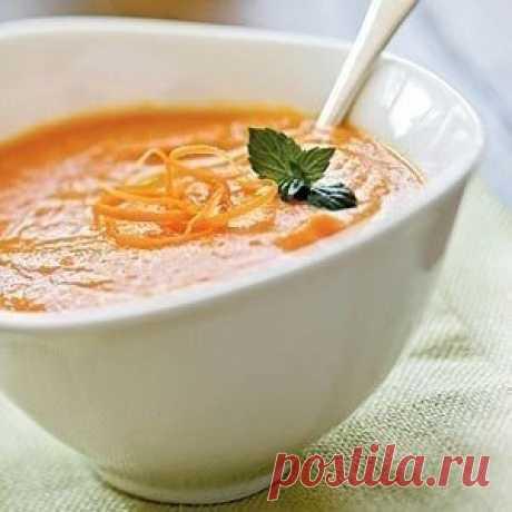 Солнечный суп из моркови Ингредиенты:- 400-500 г моркови- 1 л куриного бульона (воды)- 1 луковица- 2 ст.л. сырого риса- 1 ст.л. оливкового масла- кусочек перца чили- щепотка тмина- щепотка мускатного ореха- 2 ч. л. укропа- соль по вкусуПриготовление:1. Суп можно варить как на бульоне, так и на воде.2. Если варите...