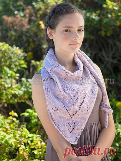 Bisbiya's shawl