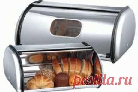 Как хранить хлеб?