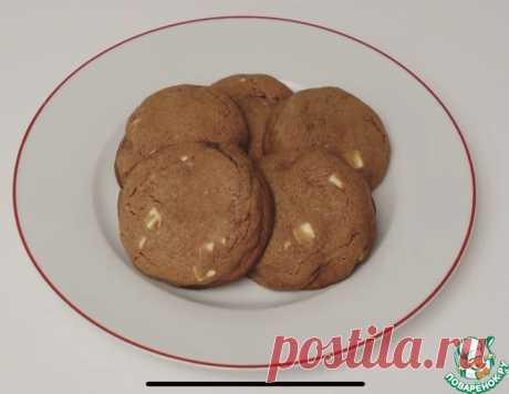 """Печенье """"Нутелла"""" – кулинарный рецепт"""