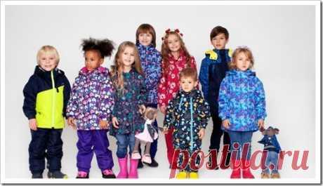 Как выбрать верхнюю одежду для ребенка? Важнейшие рекомендации для родителей.