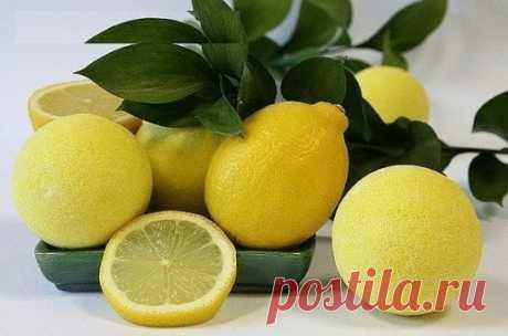 ПРИМЕНЕНИЕ ЛИМОНА (22 рецепта)