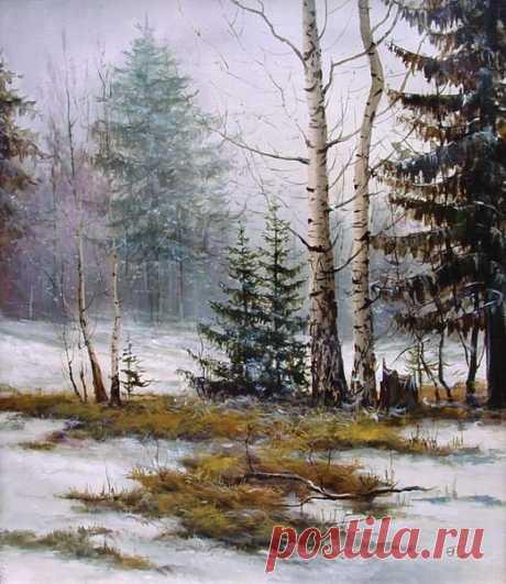 Pokusheva Elena's painting