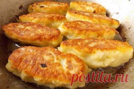 Моя бабушка из Минска их научила готовить: вкуснейшие зразы с грибами — Бабушкины секреты